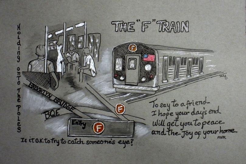 The F Train #6